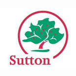 Logo of Sutton Council - Brian Cox, Fair Trading Officer's recommendation letter to KW Porter